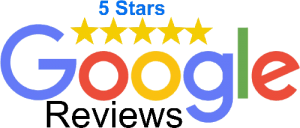 Excellent google reviews